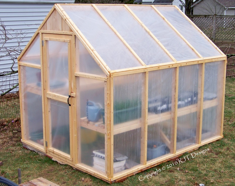 Garden Greenhouse Plans Designs 800 x 633