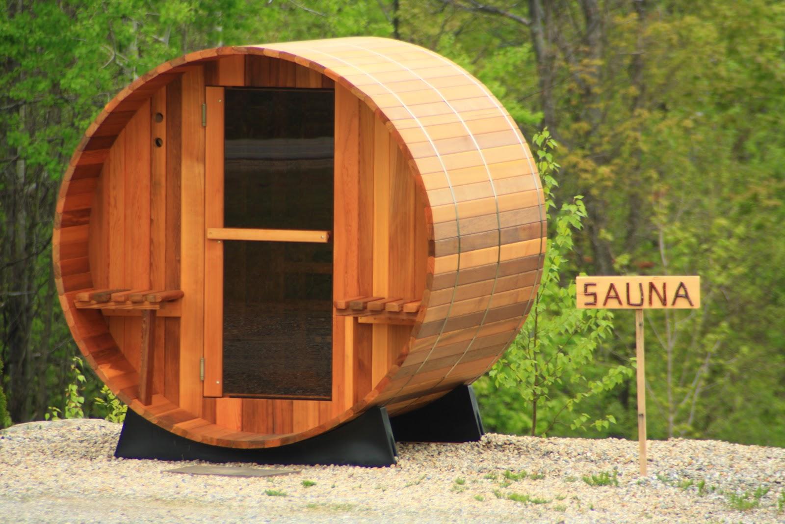 go rustic huge cedar sauna sale. Black Bedroom Furniture Sets. Home Design Ideas