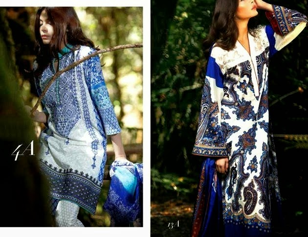 Designer Lawn Collection