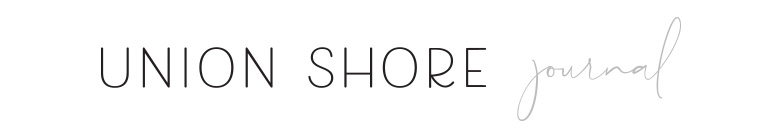 UNION SHORE | journal