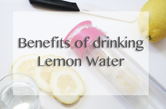 Benefits of drinking lemon water daily