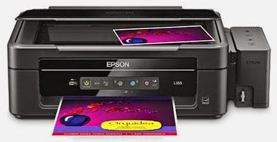 download resetter printer epson l350