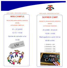 MINI & SUMMER CAMP