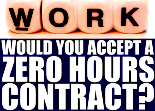 zero hour contract What is a zero-hour contract and why do so many employers use them what is a zero-hour contract a zero-hour contract, also known as a casual contract, allows companies to employ staff without ever guaranteeing work.