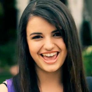 Rebecca Black Makeup 2012