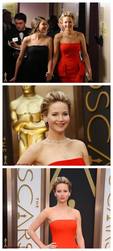 Jennifer Lawrence cortes de pelo 2014