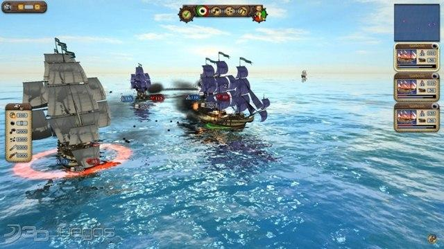 Port Royale 3 Pirates and Merchants PC Full Español