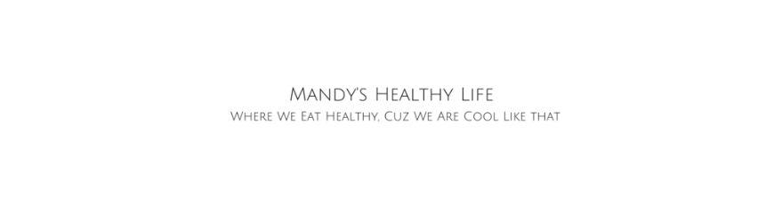 Mandy's Healthy Life