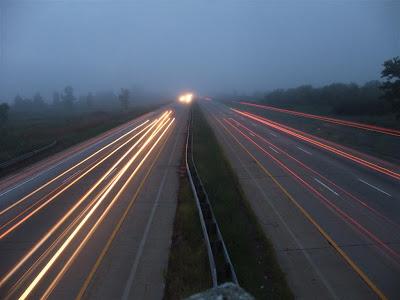 how to take car streaks, tail lights, camera photo