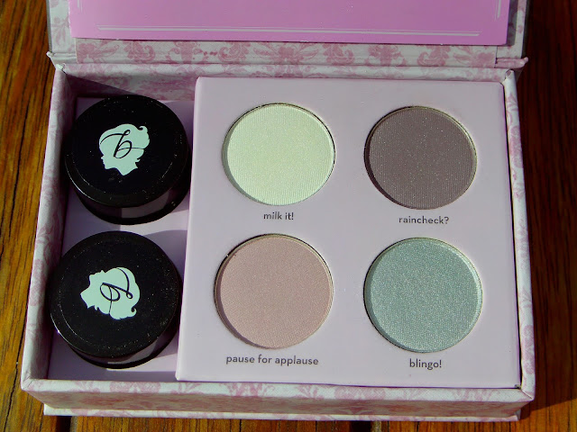 Benefit World Famous Neutrals - Eyenessa's Sexiest Nudes Ever