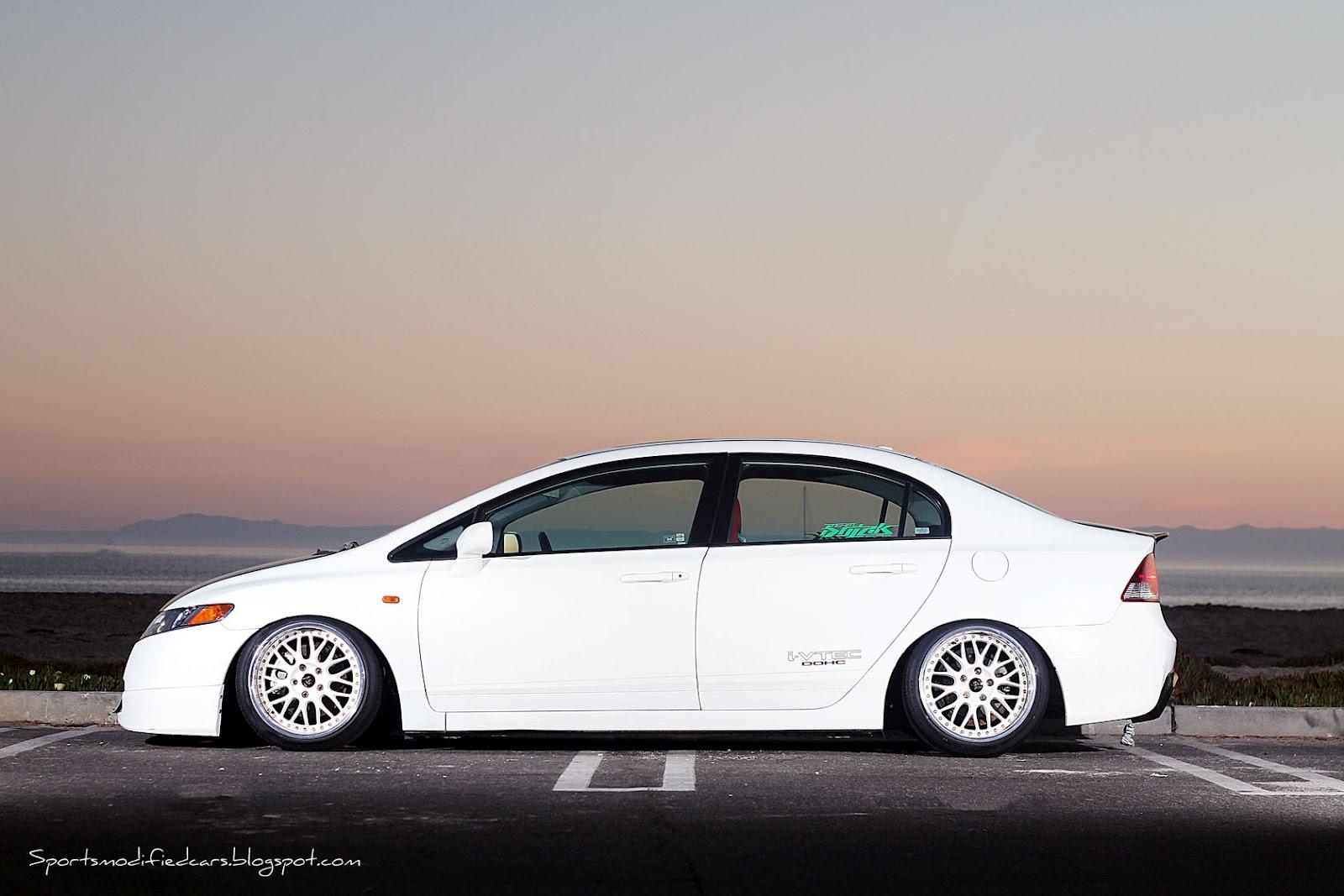 Modified Civic Si ~ Sports & Modified Cars
