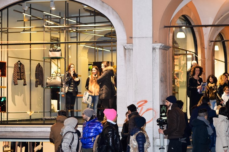 Retrouvè Luxury Vintage Shop Piazza Mercato Brescia Blogger Event Thesparklingcinnamon