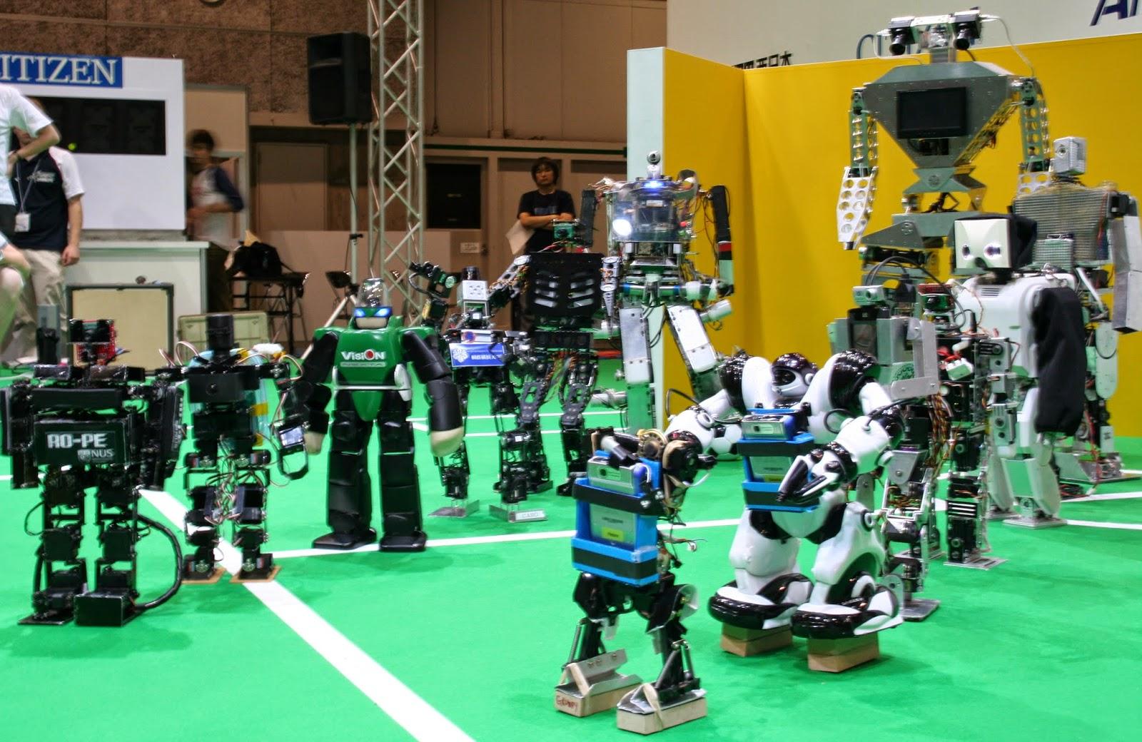Di Masa Depan Iran Terjunkan Prajurit Robot Untuk Berperang