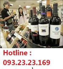 thủ tục xin giấy phép phân phối rượu