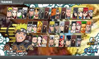 Kumpulan Game Naruto Senki V2 Fixed 2 Apk Full Version Update