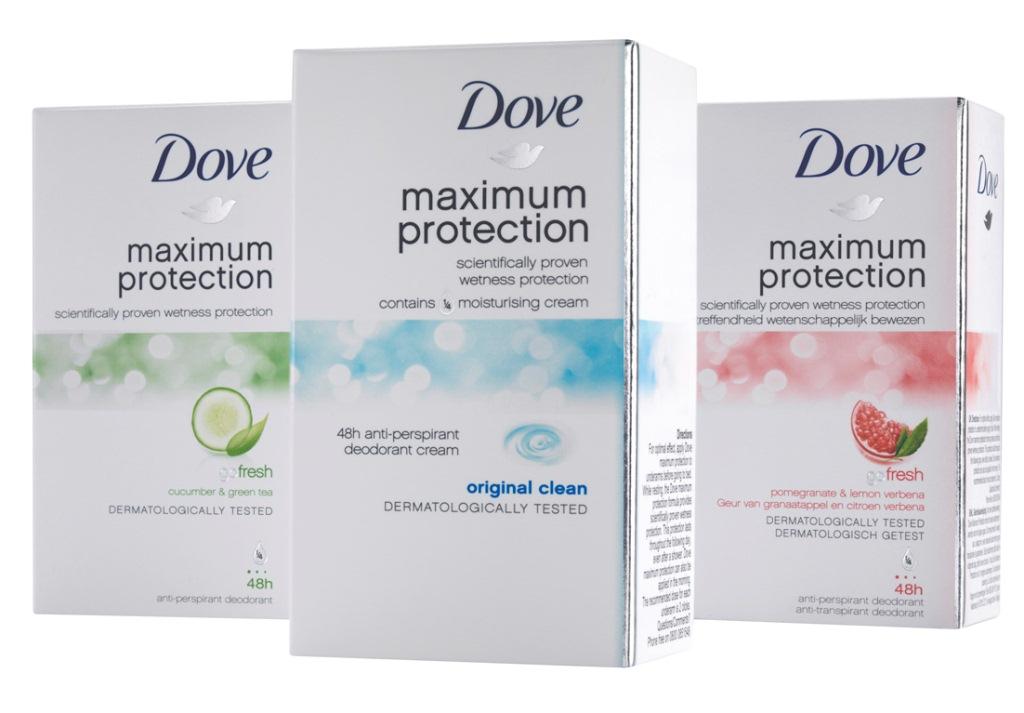 Dove maximum protection