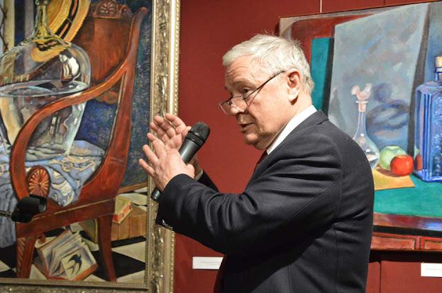Лев Прыгунов – актёр, стихотворец, художник