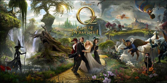Oz, The Great and Powerful (Mom and Me Movie Review) - A Little Bite of Life
