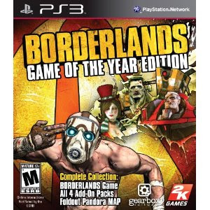 Borderlands Game of the Year (PS3/Xbox)