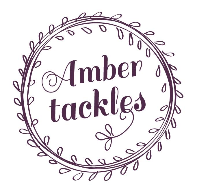 Amber tackles