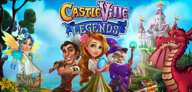 CastleVille Legends 2.5.242 MOD APK