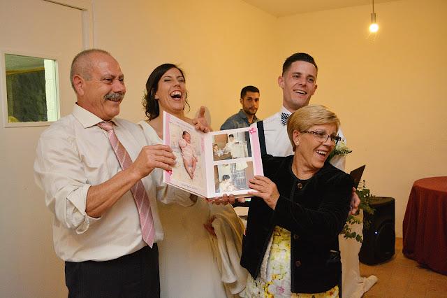 regalos padres novios felicidad boda Hofmann