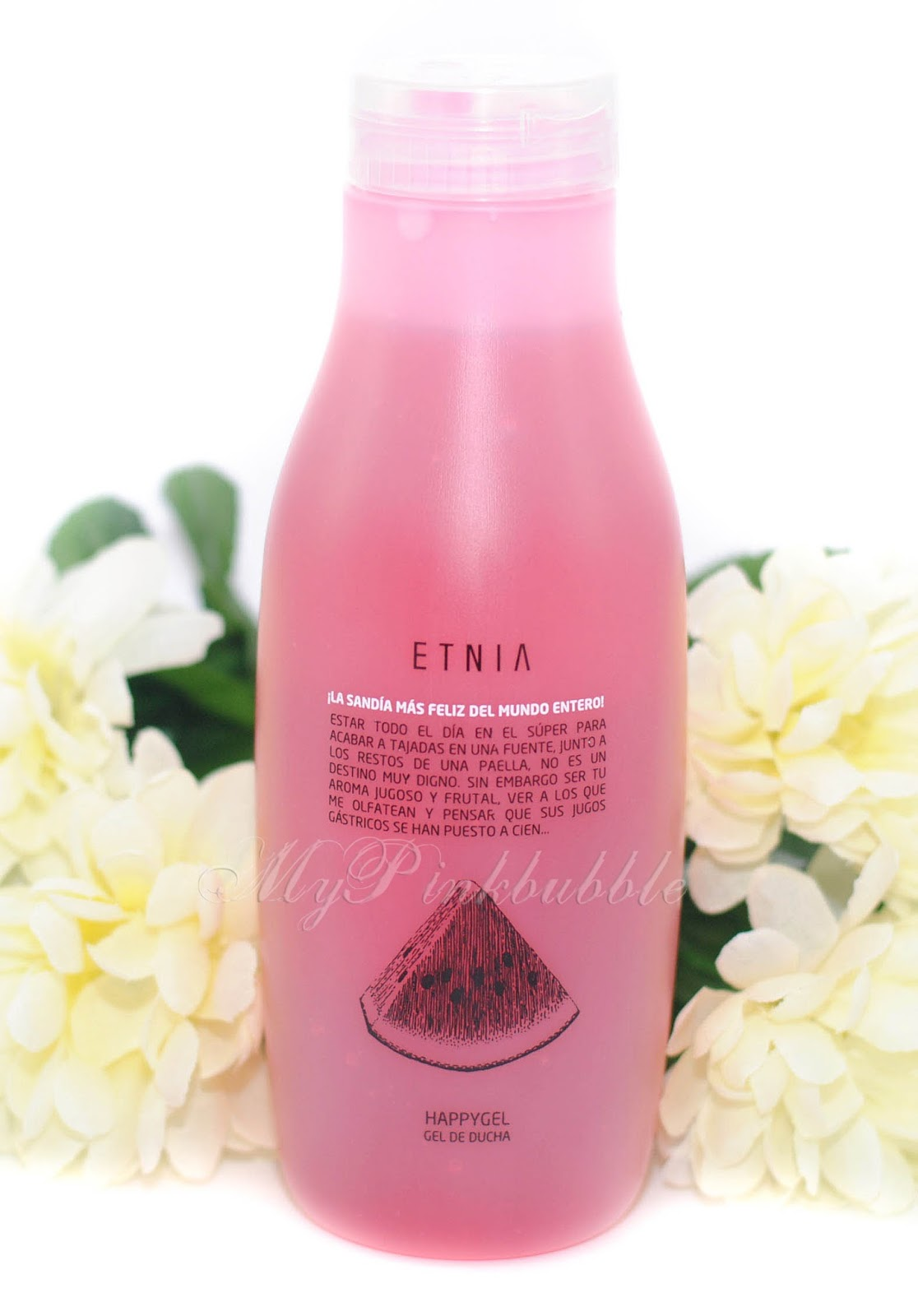 Happy gel etnia sandia