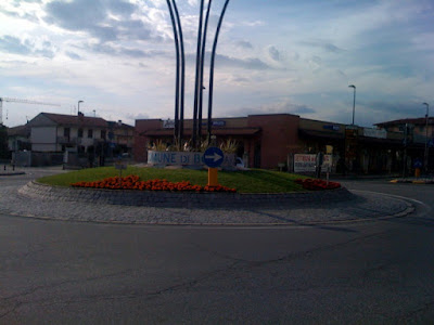 Rotonda ingresso Bolgare