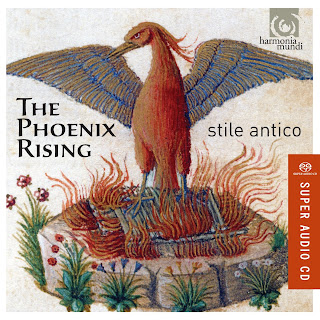 The Phoenix Rising - Stile Antico - HMU807572