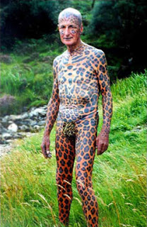 The Leopardman