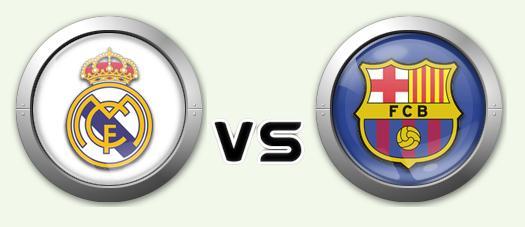 أهداف ريال مدريد 2-1 برشلونة 2/3/2013 الدوري الاسباني