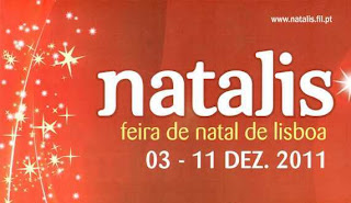Imagem promocional Feira Natalis