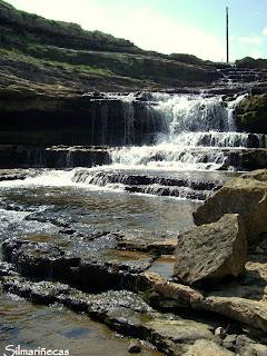 cascada - Cóbreces - Cantabria