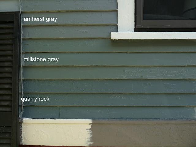 Hazardous Design Exterior Paint Color Obsession
