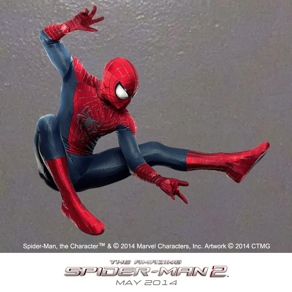 "Traje Spidey en  ""The Amazing Spider-Man: El Poder de Electro"""