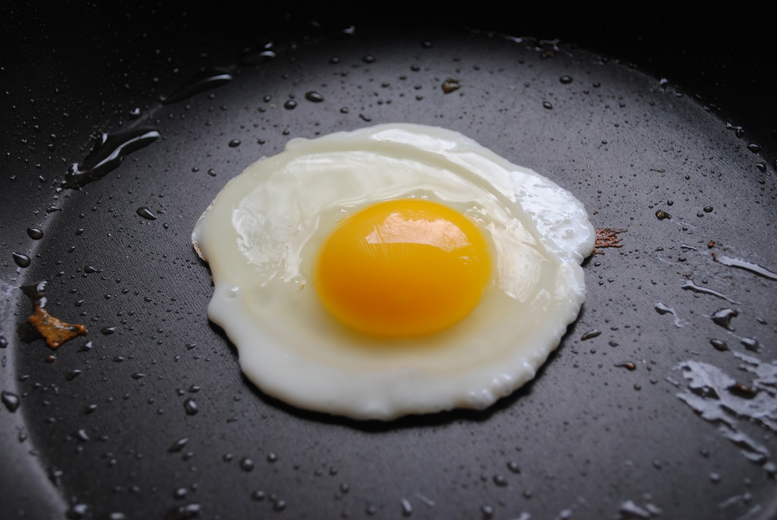 Kitchen Basics: The Perfect Fried Egg | The Enchanted Spoon