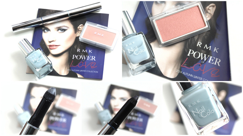 Review: RMK Power Of Love AW14 Collection