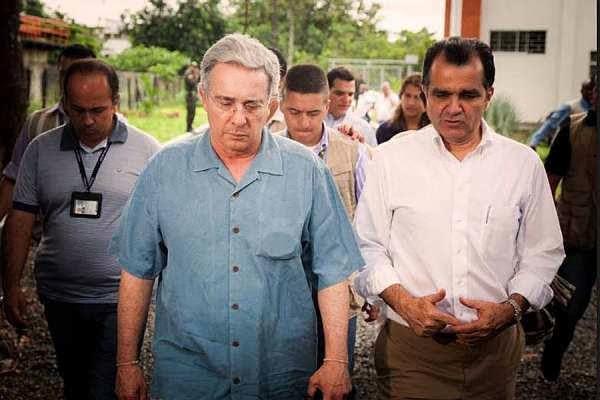 Álvaro Uribe y Óscar Iván Zuluaga, el dúo democrático que Colombia necesita: Néstor Solano