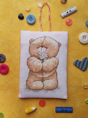 Forever Friends crossed Stitch gift