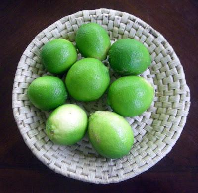 lemons, La Ceiba, Honduras