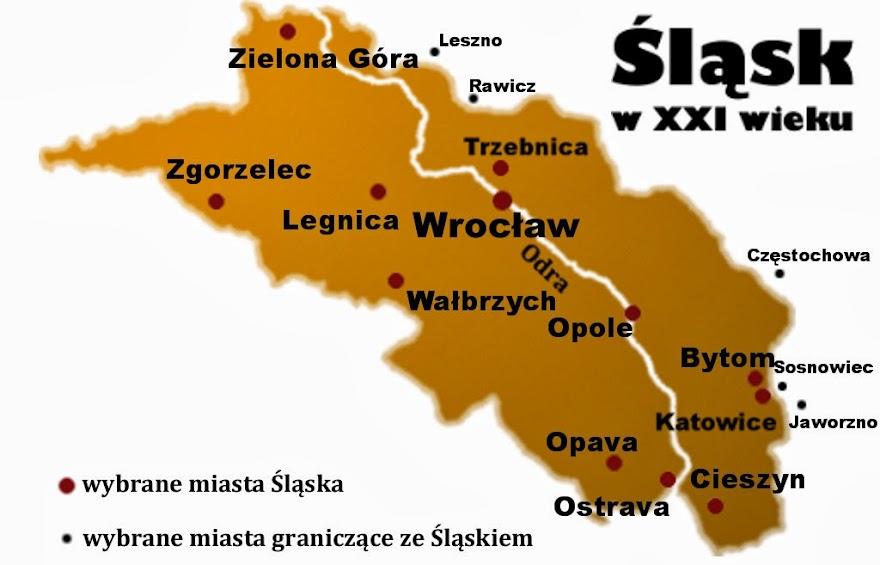 Śląsk w XXI w.