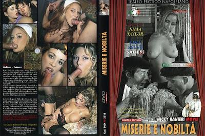 <p>Nome file: Miserie e nobilta Nicky Ranieri &#8211; Black Gaby Cley Corina Stock Agnese Taylor Julia Vura Barbie Young Tara.avi Dimensione file: 704 Mb. TITLE: miseries and nobility [ Filmato ] Valido: sì [AVI] Durata: 01:26:32 Completo: sì [ Video ] Risoluzione: 640&#215;480 Codificato con: DivX (4 / 5 / 6) Fotogrammi per secondo: 25,00 [&hellip;]</p>