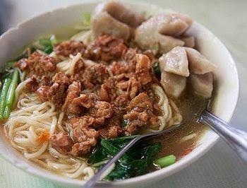 Resep & Cara Membuat Mie Ayam Jakarta