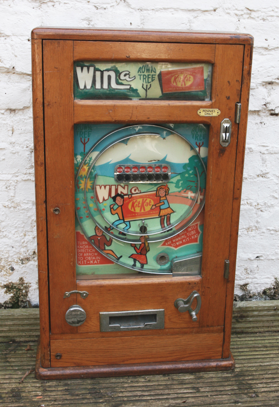 penny slot machines for sale