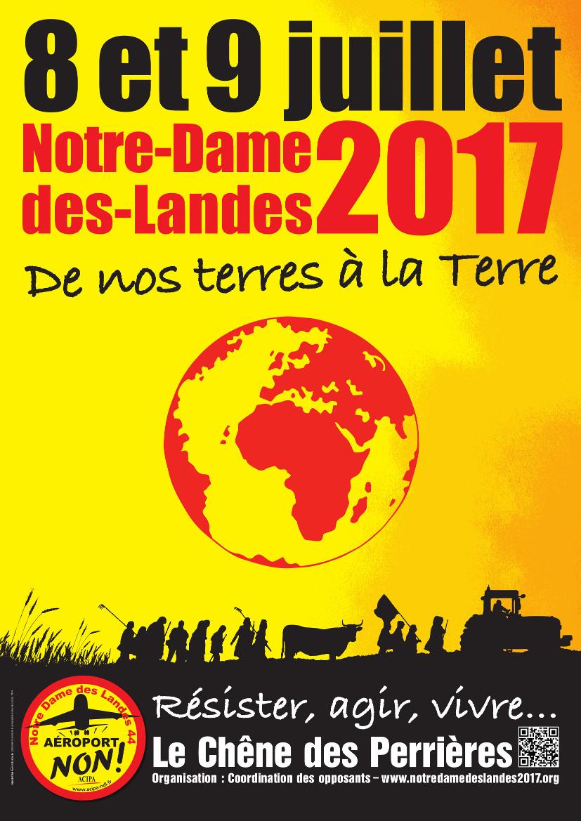 NOTRE DAME DES LANDES 2017