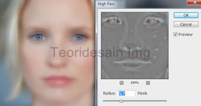 Cara Cepat dan Mudah Menghaluskan Wajah Menggunakan Adobe Photoshop 4