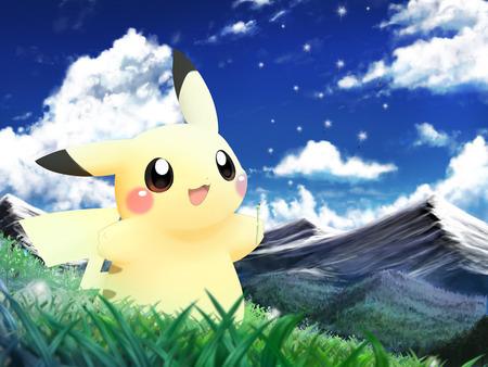 Pika cute pokemon