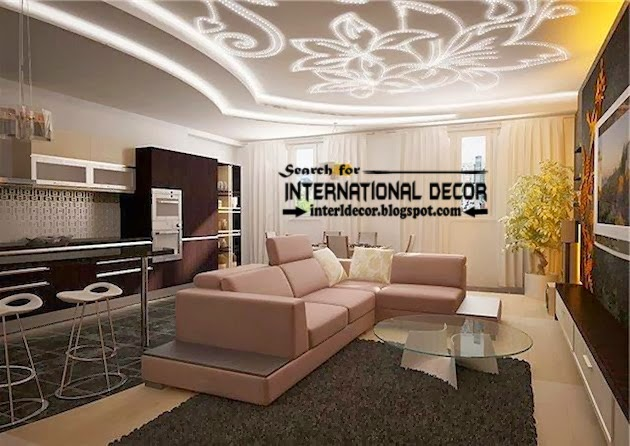 Suspended ceiling designs, creative ceiling lighting ideas, suspended ceiling for living room