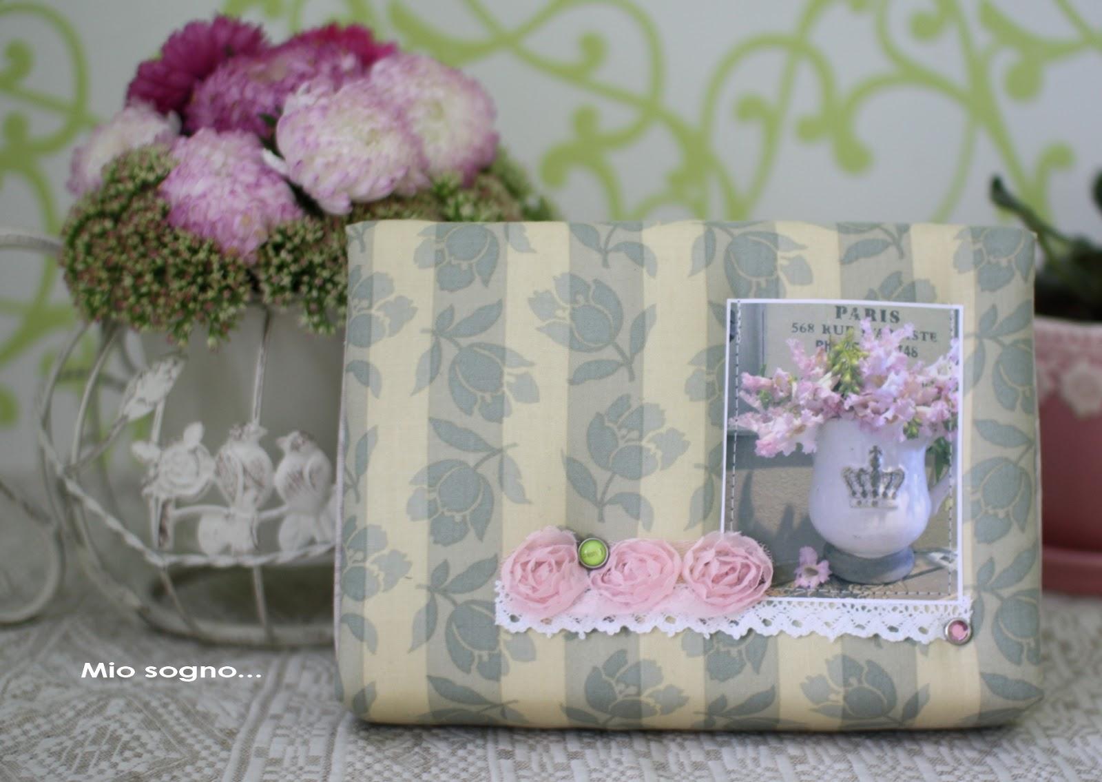 Коробочка для приятных воспоминаний и чехол для зеркалки №5