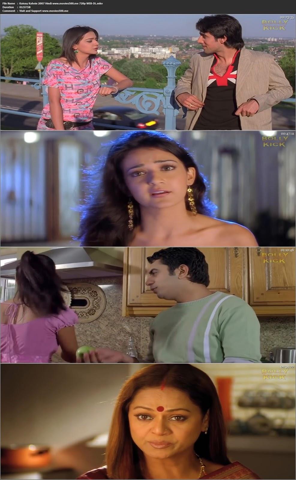Kaisay Kahein 2007 Hindi Full Movie WEB DL 720p at softwaresonly.com